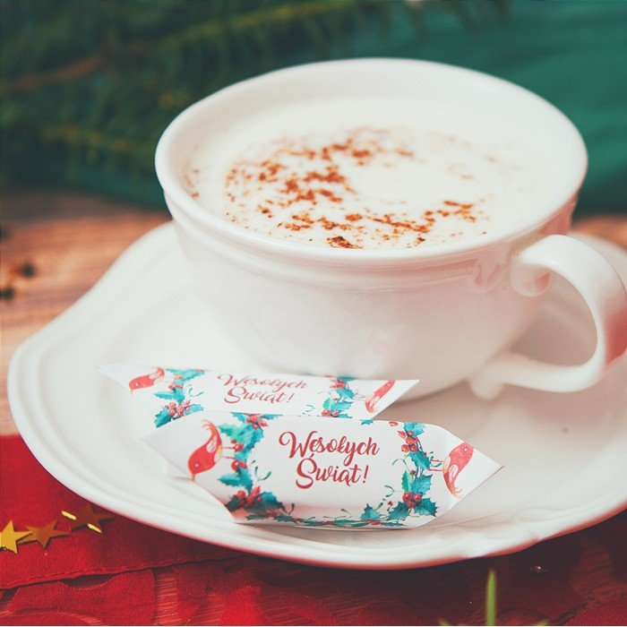 Zdjęcie slidera - KRÓWKA uniwersalna świąteczna Ostrokrzew