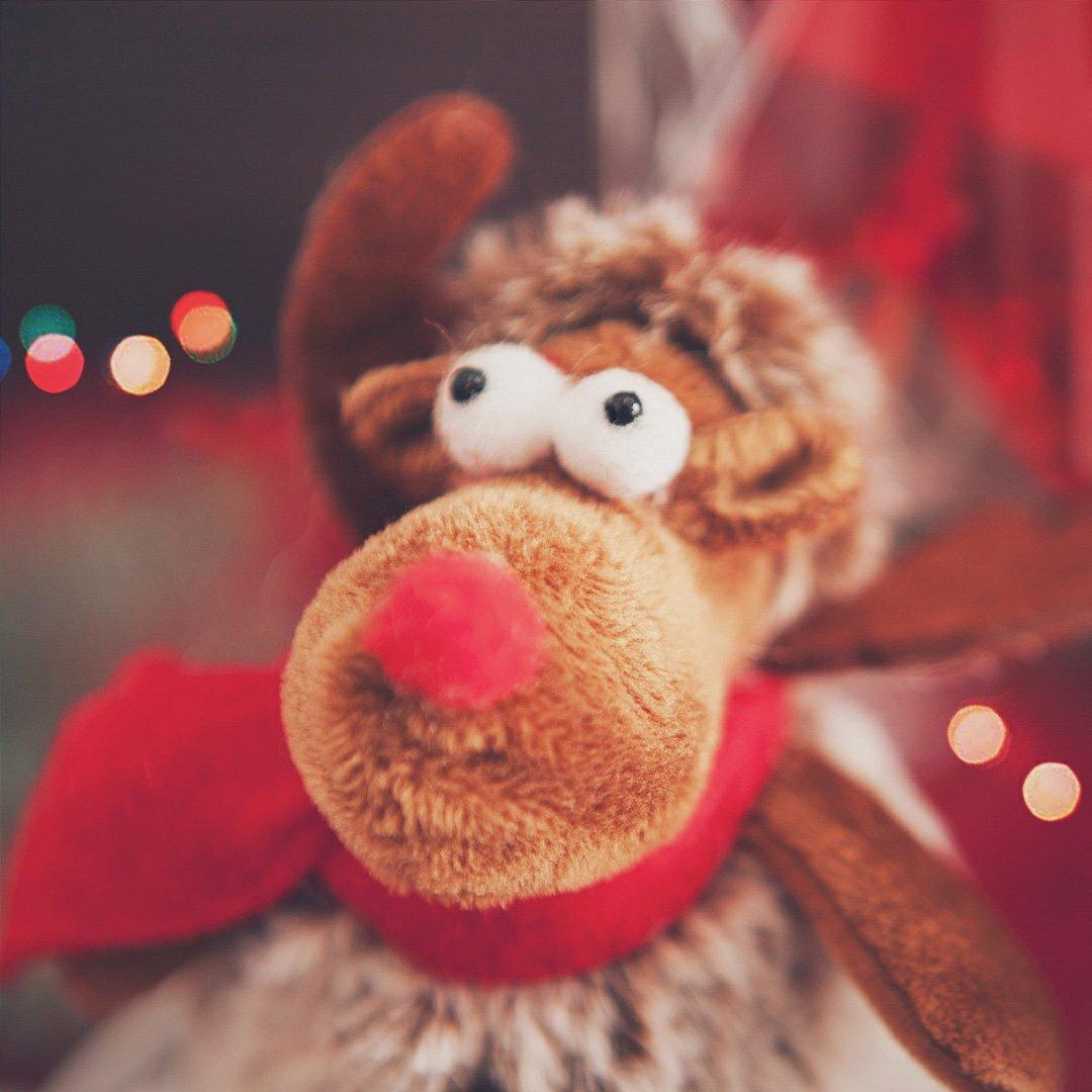 Zdjęcie w galerii - KUBEK prezent świąteczny Wesoły Reniferek