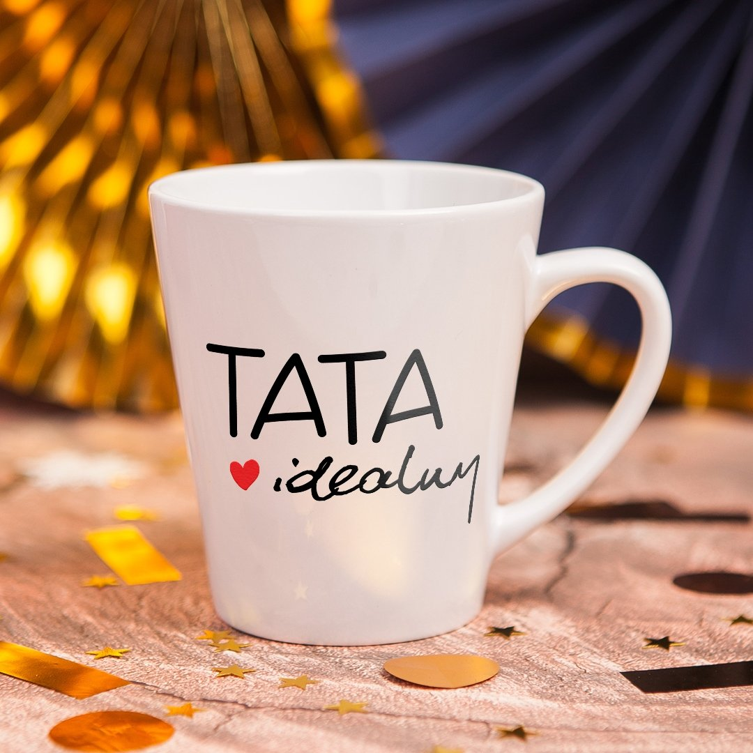Zdjęcie slidera - KUBEK prezent dla ojca Tata Idealny