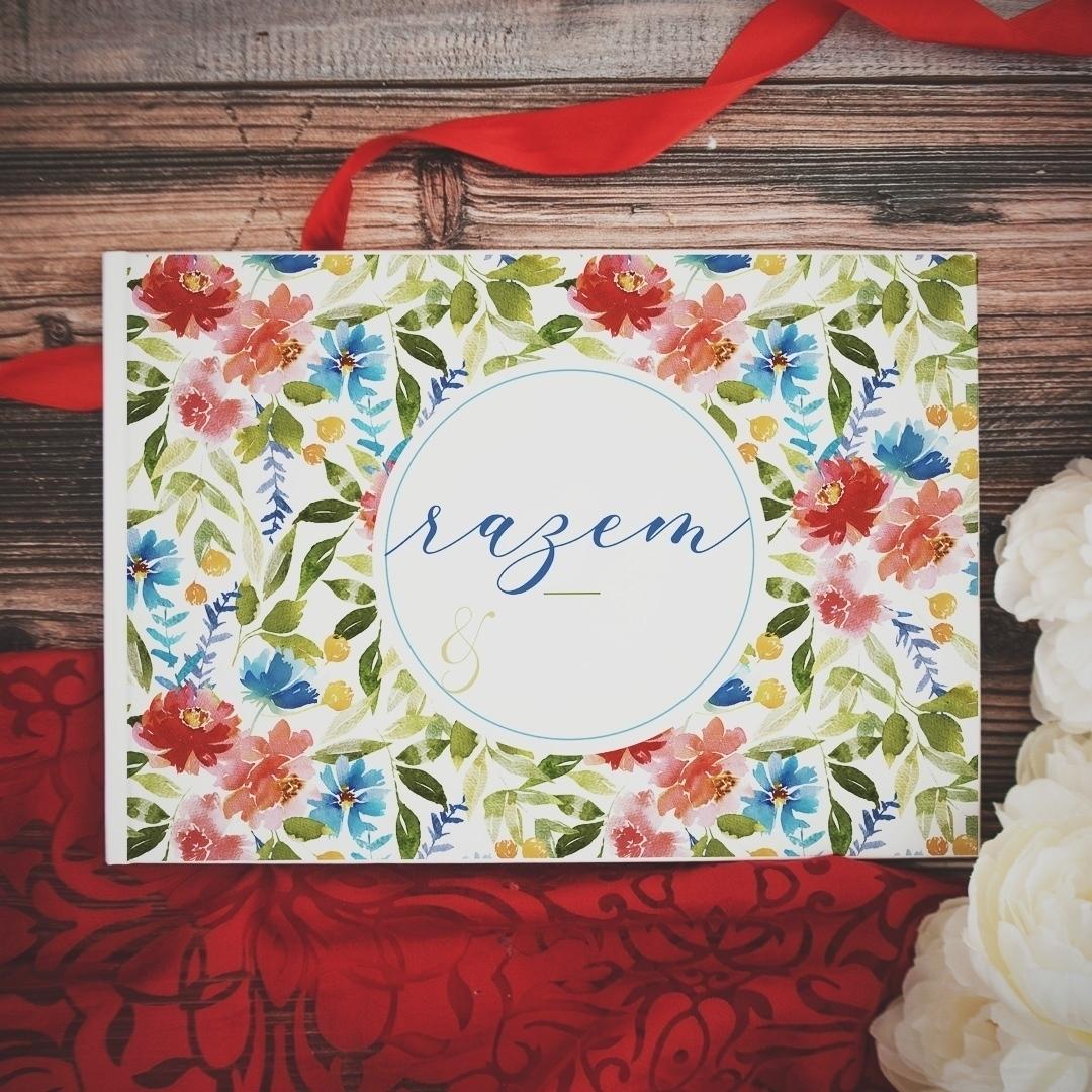 Zdjęcie slidera - ALBUM do zdjęć personalizowany prezent na Rocznicę Razem