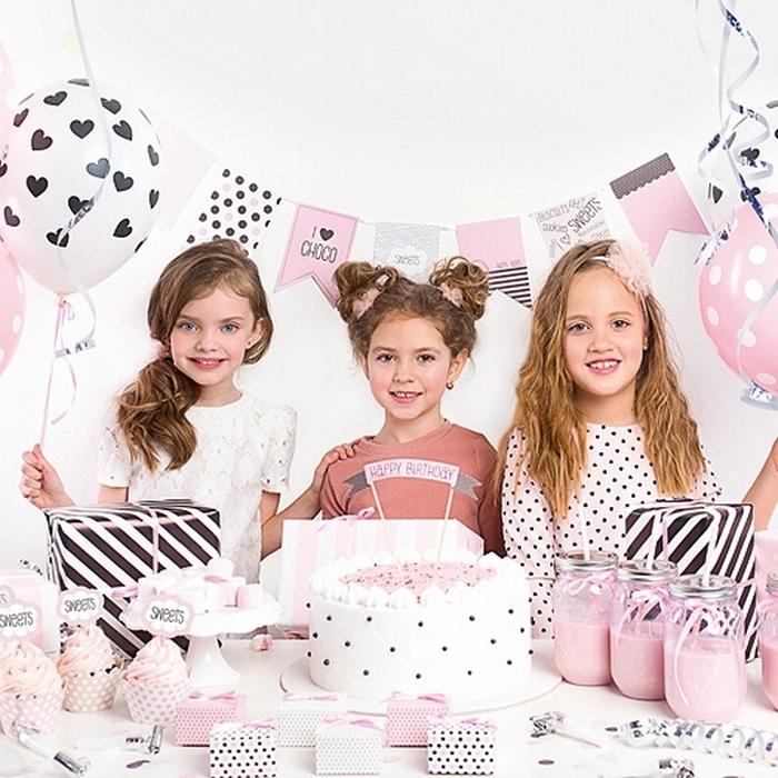 Zdjęcie w galerii - ZESTAW dekoracji na urodziny Sweets
