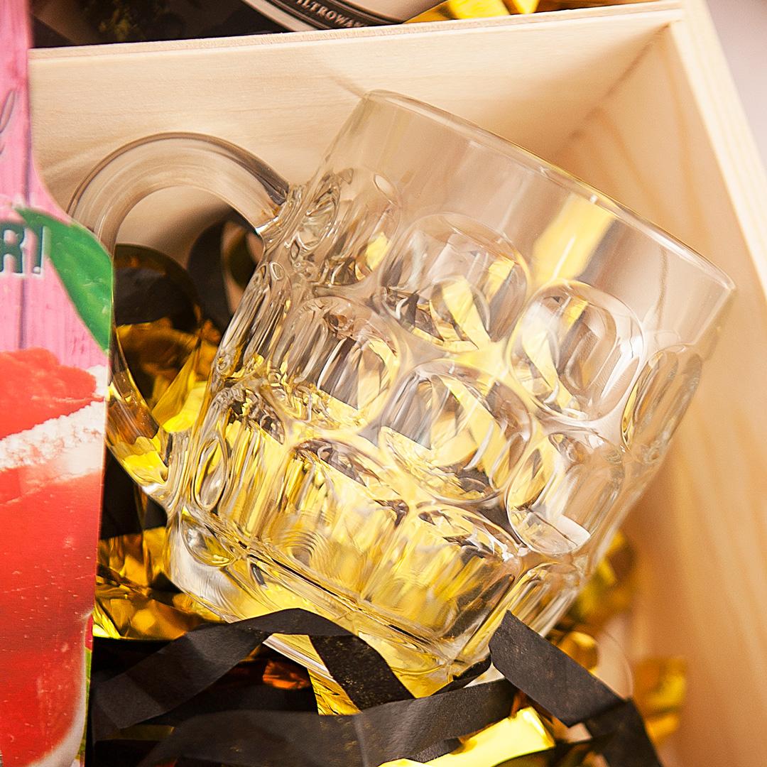 Zdjęcie w galerii - SKRZYNKA prezent na urodziny 30- letni Bohater