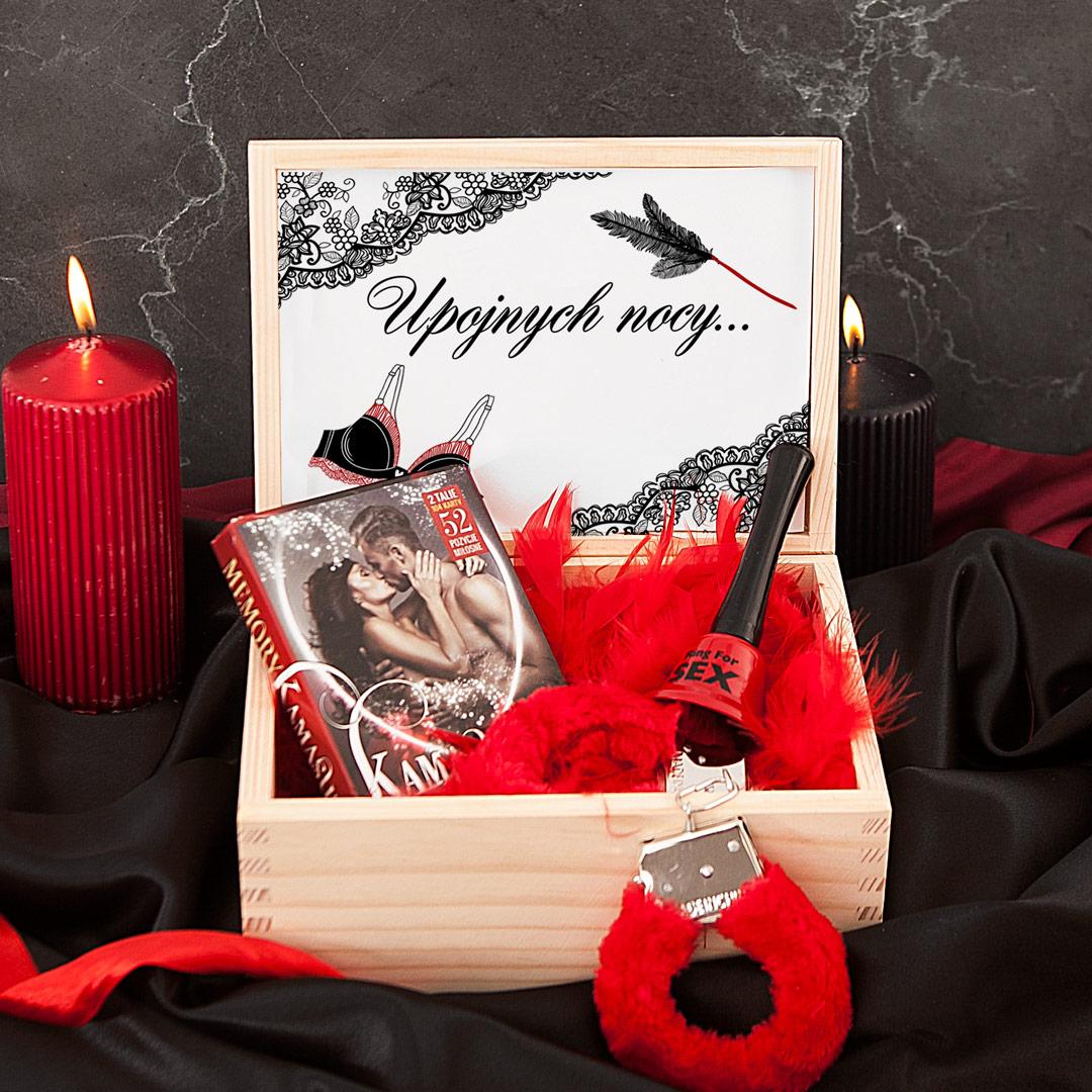 Zdjęcie slidera - ZESTAW personalizowany prezent na Wieczór panieński Upojnych Nocy