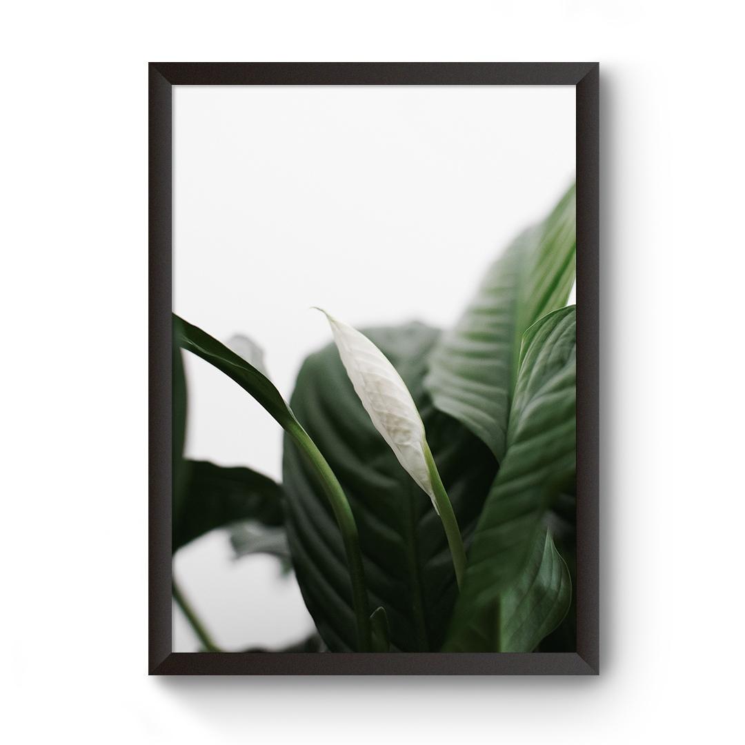 Zdjęcie w galerii - PLAKATY Leaves Piękny Tryptyk + RAMY