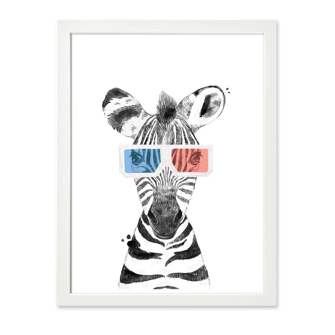 Zdjęcie w galerii - PLAKATY Zoo Safari Super Fajny Zestaw + RAMY