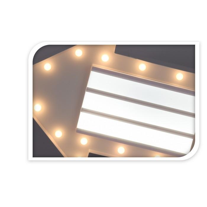 Zdjęcie w galerii - LIGHTBOX podświetlane pudełko LED Strzałka 30cm