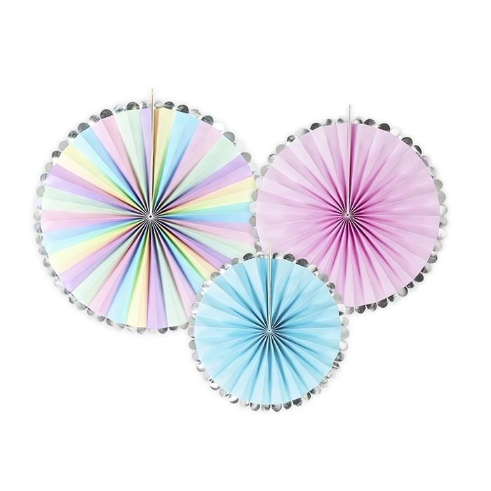 Zdjęcie slidera - ROZETY dekoracyjne Jednorożec 3szt