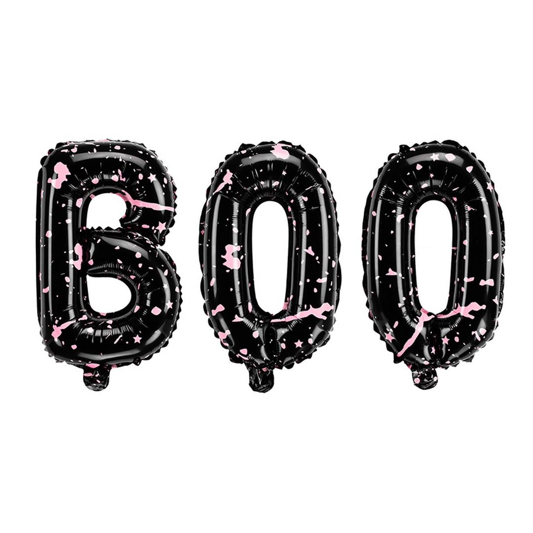 Zdjęcie slidera - BALON foliowy BOO super dekoracja na Halloween