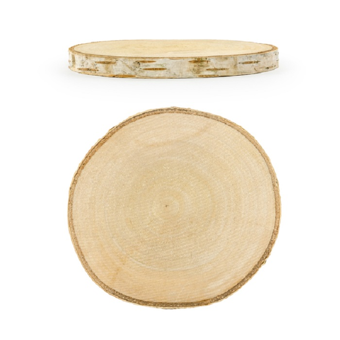 Zdjęcie w galerii - PODSTAWKI drewniane 10-12cm, 2 szt