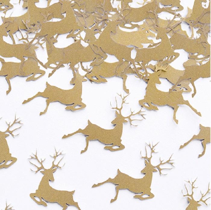 Zdjęcie w galerii - KONFETTI świąteczne Renifery