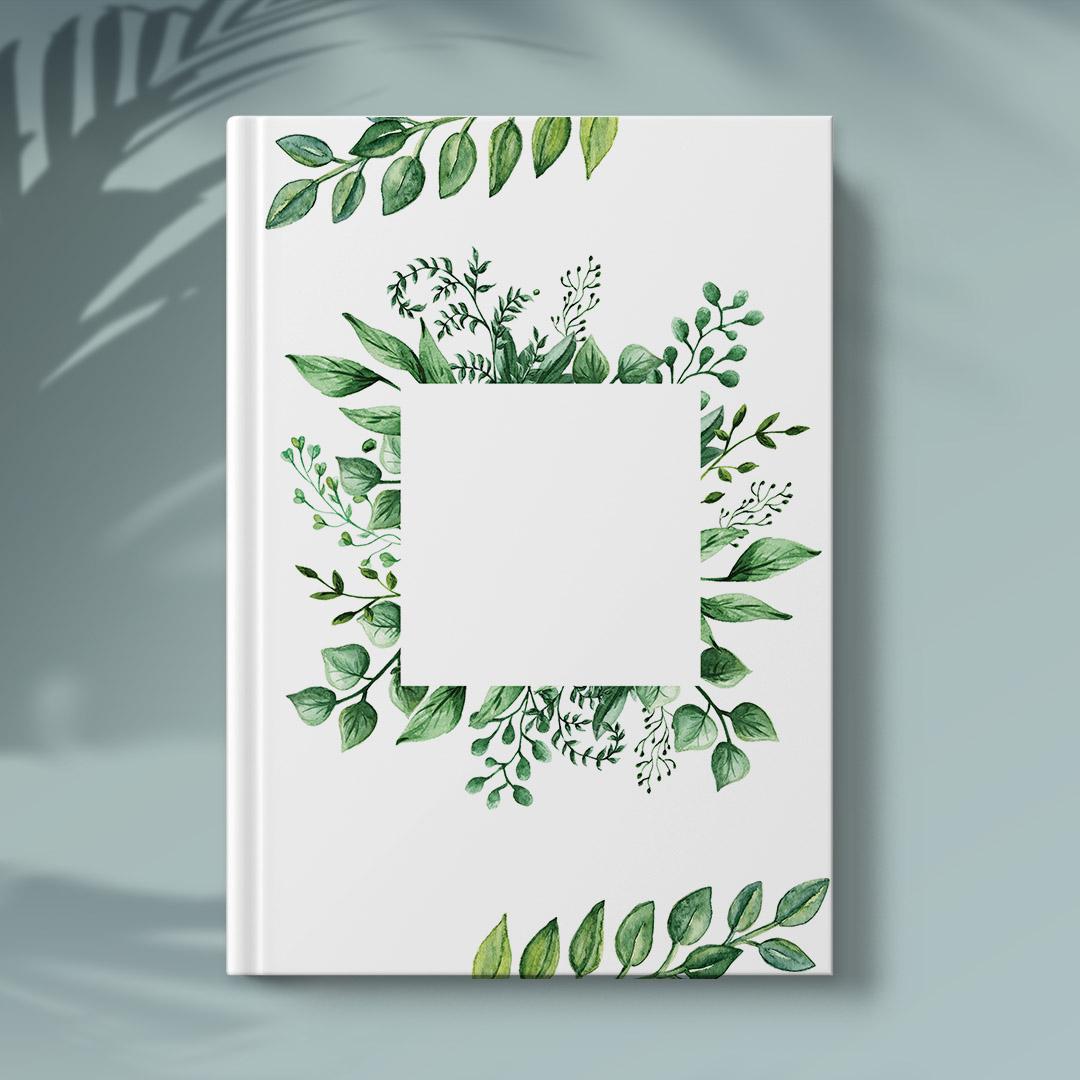 Zdjęcie slidera - NOTATNIK dla Pasjonata Pielęgnacji Roślin Super Prezent PERSONALIZOWANY