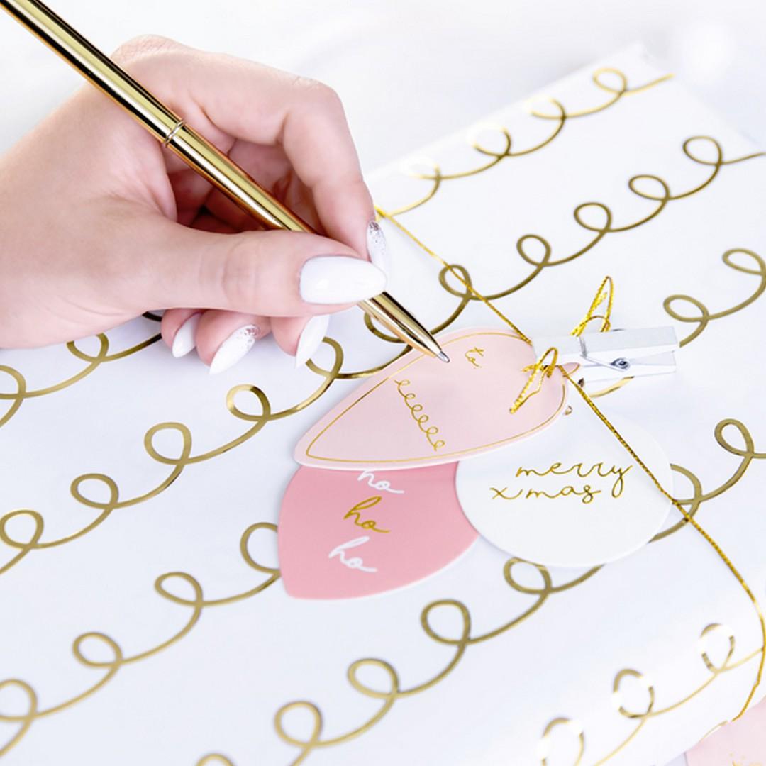 Zdjęcie slidera - ZAWIESZKI dekoracyjne Na Prezenty Świąteczne 12szt