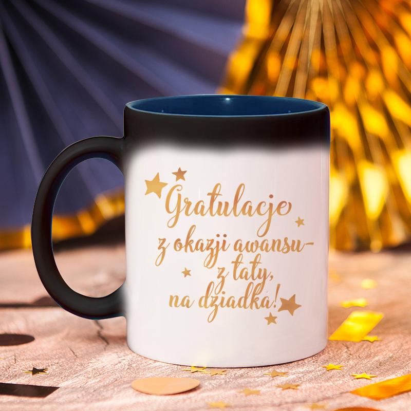 Zdjęcie w galerii - KUBEK Magiczna Niespodzianka Zostaniesz Dziadkiem!