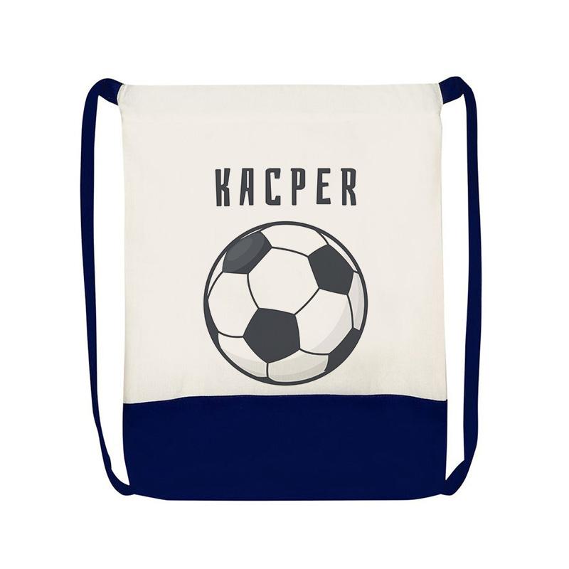 Zdjęcie w galerii - WOREK/plecak dla Piłkarza PERSONALIZOWANY Piłka nożna