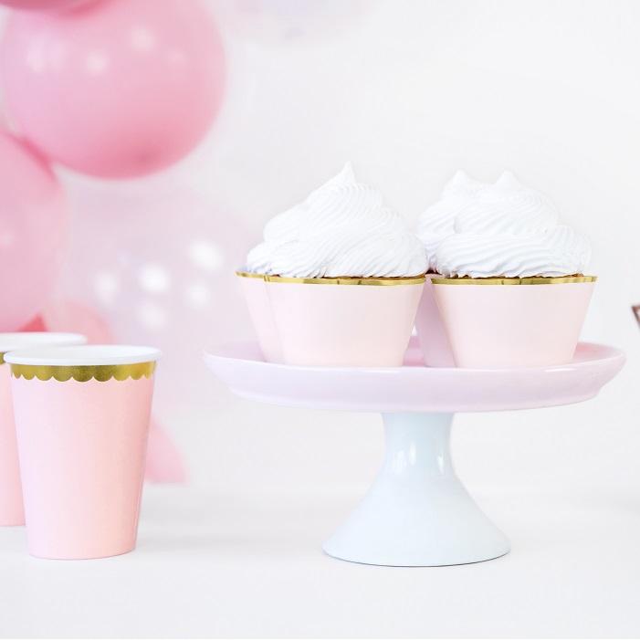 Zdjęcie w galerii - Foremki na muffinki, 4,8 x 7,6 x 4,6cm, 6 szt