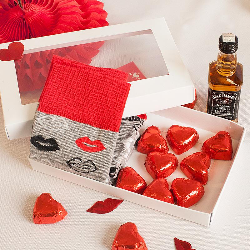Zdjęcie w galerii - PREZENT na Walentynki Słodka Miłość w Pudełku