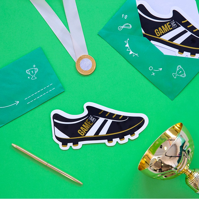 Zdjęcie w galerii - Zaproszenia Piłka – Korek 6szt