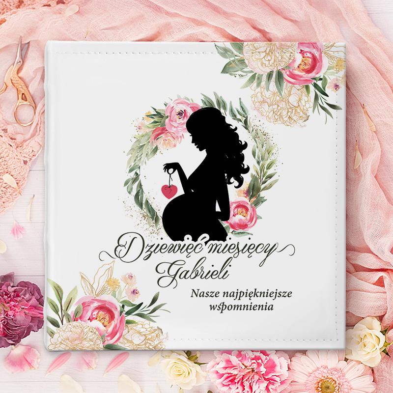 Zdjęcie w galerii - ALBUM na Zdjęcia Dla Przyszłej Mamy BABY SHOWER