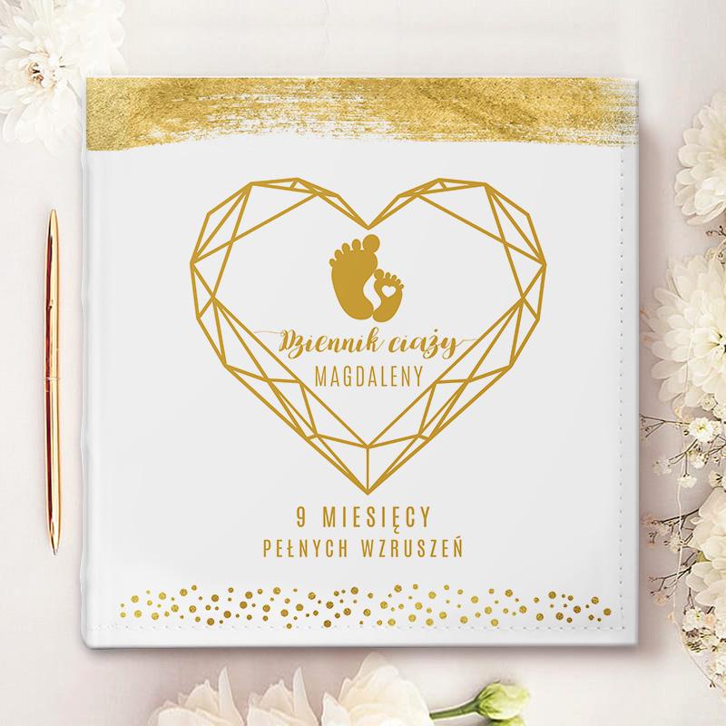 Zdjęcie w galerii - ALBUM Na Zdjęcia Dla Przyszłej Mamy SWEET BABY