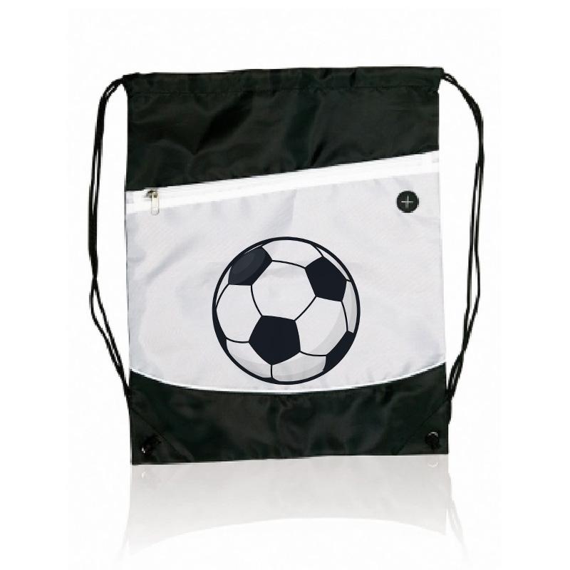 Zdjęcie slidera - WOREK/plecak dla Piłkarza PERSONALIZOWANY Piłka nożna