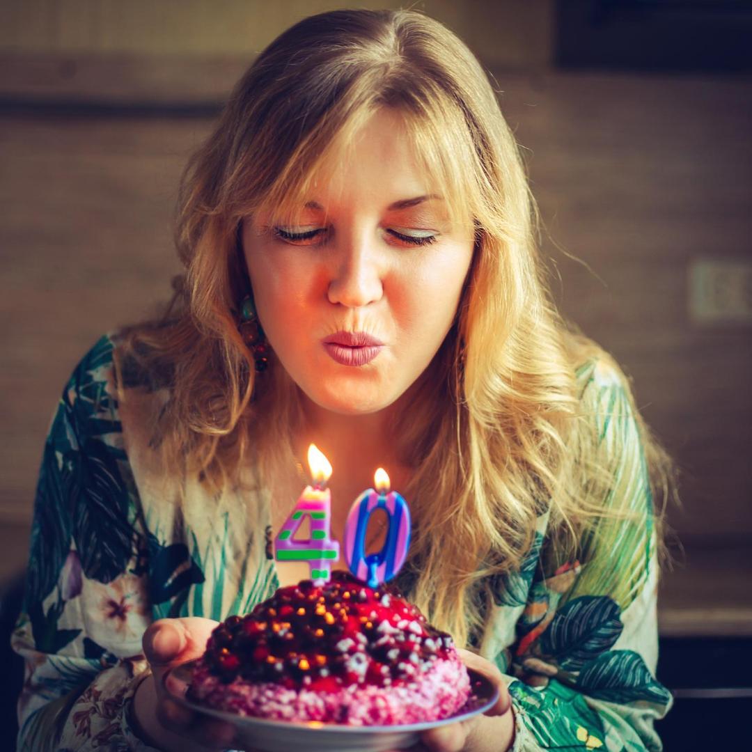 Najpiękniejsze życzenia na 40-ste urodziny