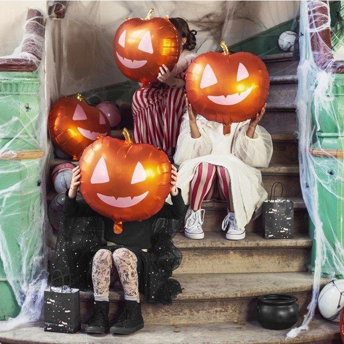 Zdjęcie slidera - BALON foliowy Dynia na Halloween