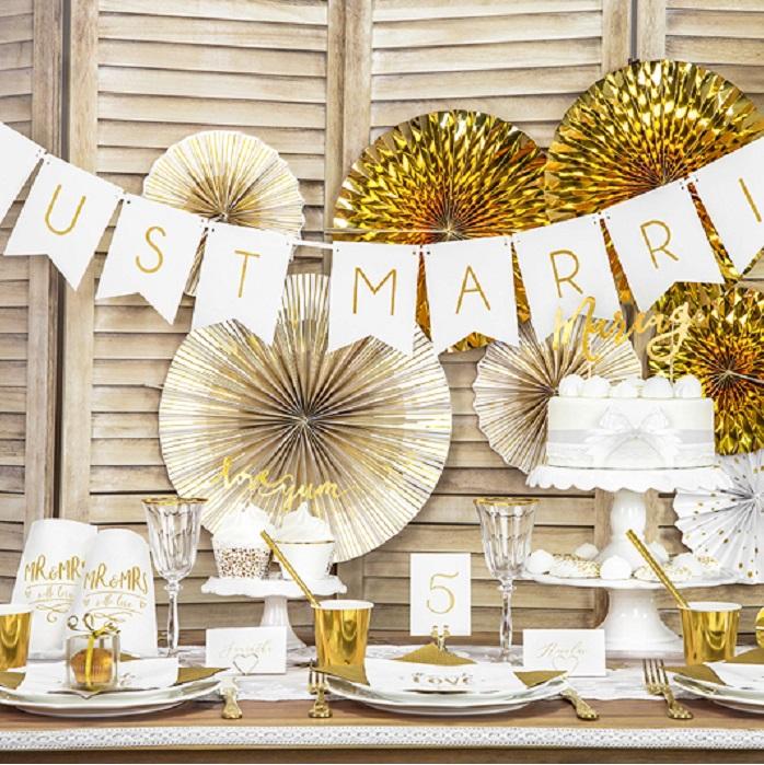Zdjęcie w galerii - TOREBKI na prezenty Mr & Mrs 6szt