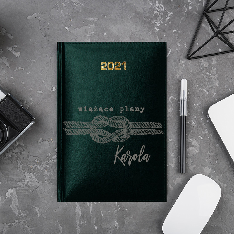 Personalizowany kalendarz z imieniem. Idealny i niezbędny gadżet na cały rok!