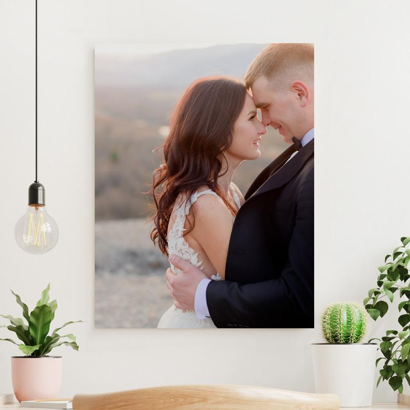 Zdjęcie w galerii - FOTOOBRAZ na Płótnie Twoje Zdjęcie Dekoracja do Domu