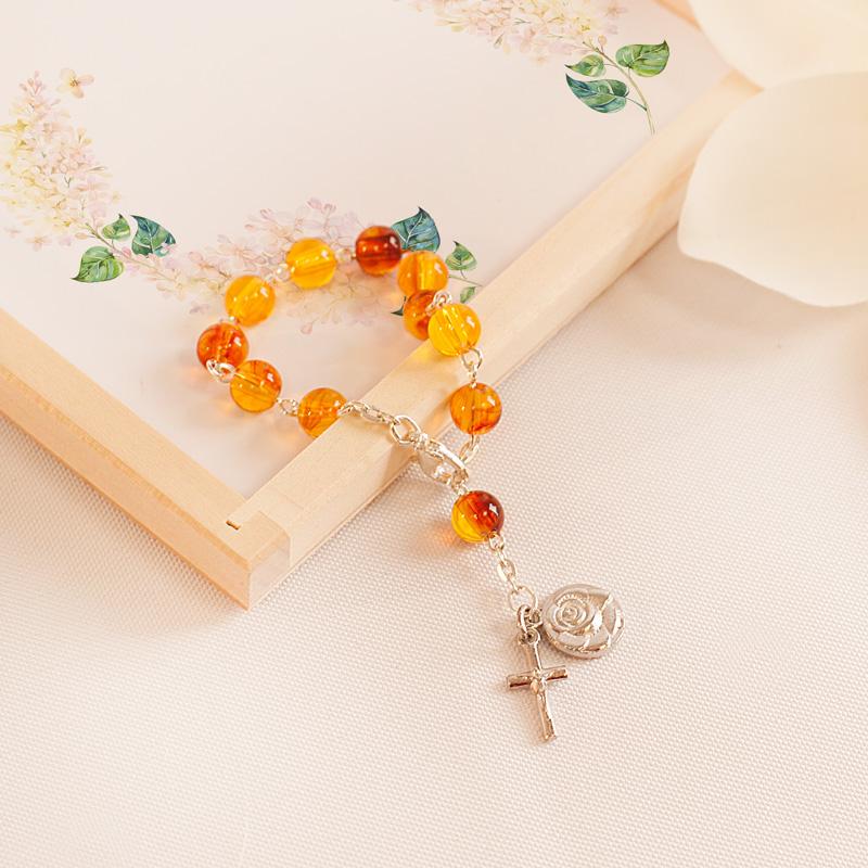 Zdjęcie w galerii - PAMIĄTKA Przyjęcia Sakramentu Bierzmowania Mały Różaniec