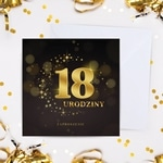 Na 18 urodziny