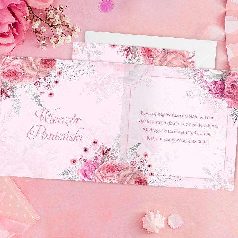 Zdjęcie w galerii - KARTKA z życzeniami dla przyszłej Panny Młodej