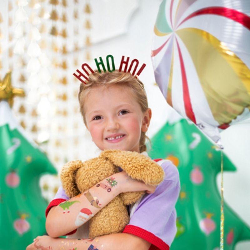 Opaska świąteczna metalowa dodatek świąteczny. Idealny prezent dla dziecka.